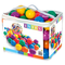 Intex- Set 100 Palline, Colori Assortiti, 8 cm, 49600