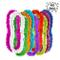 THE TWIDDLERS Set di 100 collane hawaiane. Grande assortimento con Colori Vivaci. Accessor...