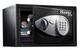 Master Lock Cassaforte a Mobile/Muro [Combinazione Digitale] [Medio] -X055ML, Nero