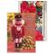 Susy Card Gruss e cartoline Nussknacker und Amaryllis