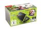 Nintendo New 2DS XL- Konsole Schwarz / Apfelgrün + Mario Kart 7