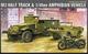 ACADEMY M3 U.S. Half Track & 1/4t Amphibian Vehicle 1:72 (japan import) [Toy] (japan impor...