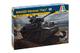 """Italeri 6529 - M4a3e8 Sherman """"Fury"""" Model Kit  Scala 1:35"""
