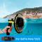 TELESIN Custodia Impermeabile per Porta GoPro Hero 7 6 5 2018, Custodia Impermeabile per G...
