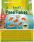 Tetra Pond Flakes 4 L Mangime per Pesci in Fiocchi, Ottimale per Pesci Giovani e di Piccol...