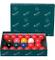 Aramith bilie-biglie-Palle Snooker, Biliardo con buche, specialita Snooker Inglese, 22 bil...