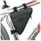 Lezed Borse triangolari in Nylon di Alta qualità,Borse a Sella, Mountain Bike,Ciclismo,Rac...