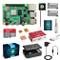 LABISTS Raspberry Pi 4 Model B 4GB RAM Starter Kit, RPi Barebone con MicroSD 32GB, Tipo C...