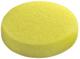 Festool spugna per lucidare, 1pezzi, colore: giallo, PS STF D80x 20Ye/5