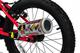 Turbospoke- Bicycle Exhaust System Sistema di Scarico per Biciclette, TS004