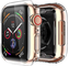 ALOUCH [2 Pack Cover Apple Watch Serie 5/Series 4 40mm, iWatch Custodia Protettore Schermo...