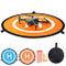 Drone Landing Pad Impermeabile 55cm Atterraggio Pieghevole Helipad Dronepad RC Drone Quadc...