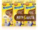 Nesquik Pronto da Bere, Bevanda a Base di Latte e Cacao Magro, 8 Confezioni da 3 Brick da...