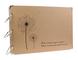 Album Scrapbook, YouKing fai da te, foto, album, e di auto-adesivo album con le protezioni...