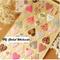 TTBH New Novelty 3D Heart Style Quality PVC Sticker/DIY Multifunction Label/Mobile Sticker...
