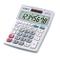 CASIO MS-88 ECO calcolatrice da tavolo - Display a 8 cifre, composta per 40% di plastica r...