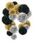 Cocodeko 18 Pezzi Pompon in Carta Velina Decorativo Palla Fiore per il Compleanno Decorazi...