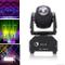 Teste Mobili LED,Uking DMX512 Luci da Scena Mini Rotante LED Pinspot Luce Effetto Attivazi...