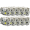 10 x Compatible TZ-261/TZe-261 Black on White Label Tapes (36mm x 8m) for Brother P-Touch...