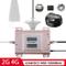 KKmoon GSM/DCS 900 / 1800MHz 2G / 4G Amplificatore del Segnale del Telefono Cellulare con...