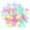 Lezed 100 Stelle Luminose Fluorescente Adesivo da Parete con Lungo Luminosità Stelle Fosfo...