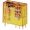 Finder Series 40–Mini Rele relais 5mm 1bidirezionale 16A 12VAC