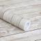 Carta autoadesiva in vinile, motivo legno grezzo, per piani di lavoro da cucina, armadiett...