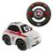 Chicco Fiat 500 Sport, Macchina Radiocomandata, 2-6 Anni