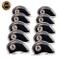 Set di copri mazze da golf in ferro impermeabili con velcro lock-in design adatto a Titlei...