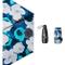 Ombrello pieghevole automatico antivento uomo bam- Capsula ultraleggera a cinque capsule u...