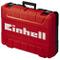 Einhell 4530049 Valigetta E-Box M55/40 Per Attrezzi e Accessori (Rivestimento Morbido Inte...