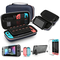 Bestico Kit di Accessori per Nintendo Switch, include una Custodia per il Trasporto da Via...