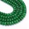 Pietra di Perle, Agata, 4 mm, Verde, 30 Pezzi, sfaccettata, con Pietre semipreziose, G126