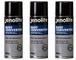 JENOLITE 3 x Convertiruggine - Convertitore di ruggine grilletto Spray - 400ml