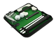 Posma PG020Portable Golf putting set regalo kit putter con palline da golf, pezzi, e putt...