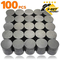 X-bet MAGNET ™ Magneti ferrite – Calamita Rotonda da 18 mm – Magnete per Frigo, Frigorifer...