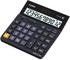 CASIO DH-12TER Calcolatrice da tavolo - Display a 12 cifre, con euroconvertitore e seletto...