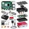 Bqeel Kit Raspberry Pi 4 Model B da 4GB RAM+MicroSD 32GB, RPi Barebone con Accessori 2 Cav...