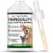 The Healthy Dog Co all Natural Gocce Calmanti per Cani e Gatti | 50-100 dosi | Il Trattame...