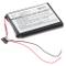 cellePhone Batteria Li-Ion Compatibile con Garmin Edge 200 205 500 520 - Edge Explore 820...