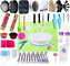 FANPING Cake Decorating Supplies 223 PCS, cottura Pasticceria Tools con la rotazione della...