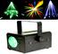 Effetto Luce LED Moonflower Twister Rosso Verde Blu 15 Watt proiettore luce da discoteca