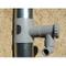 Capt'eau Sistema per Il Recupero dell'Acqua piovana, Tubi circolari (Grigio)