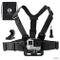 CamKix Imbracatura compatibile con GoPro / Imbracatura torso regolabile compatibile con Go...