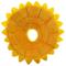 CaaWoo Sunflower Pet Elisabettiano Collare, Collare Morbido Protettivo per Oggetto per la...