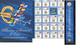 Album con custodia SMART per 2 euro commemorativi dal 2004 al 2017