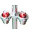 Galaxy - Doppio Porta Bevande per Barca - Wakeboard/Sci Nautico - Fissaggio su pilone Sci...