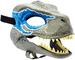 Jurrasic World GCV81 Maschera Indossabile Velociraptor Blue, Giocattolo per Bambini 5+ Ann...