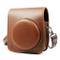 Materiale PU Custodie e Borse per Fujifilm Instax Mini 90, MOOKLIN Completa Protettiva Cam...