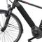 Connect E-Bike NC-17 - Custodia protettiva per batteria su tubo obliquo, tecnologia Air Br...